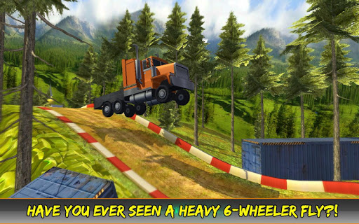 Hill Climb AEN Truck Racing 2