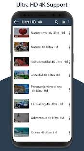 VLX HD Player 2018 - náhled