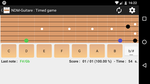NDM - Guitar (Learning to read musical notation)  {cheat|hack|gameplay|apk mod|resources generator} 1