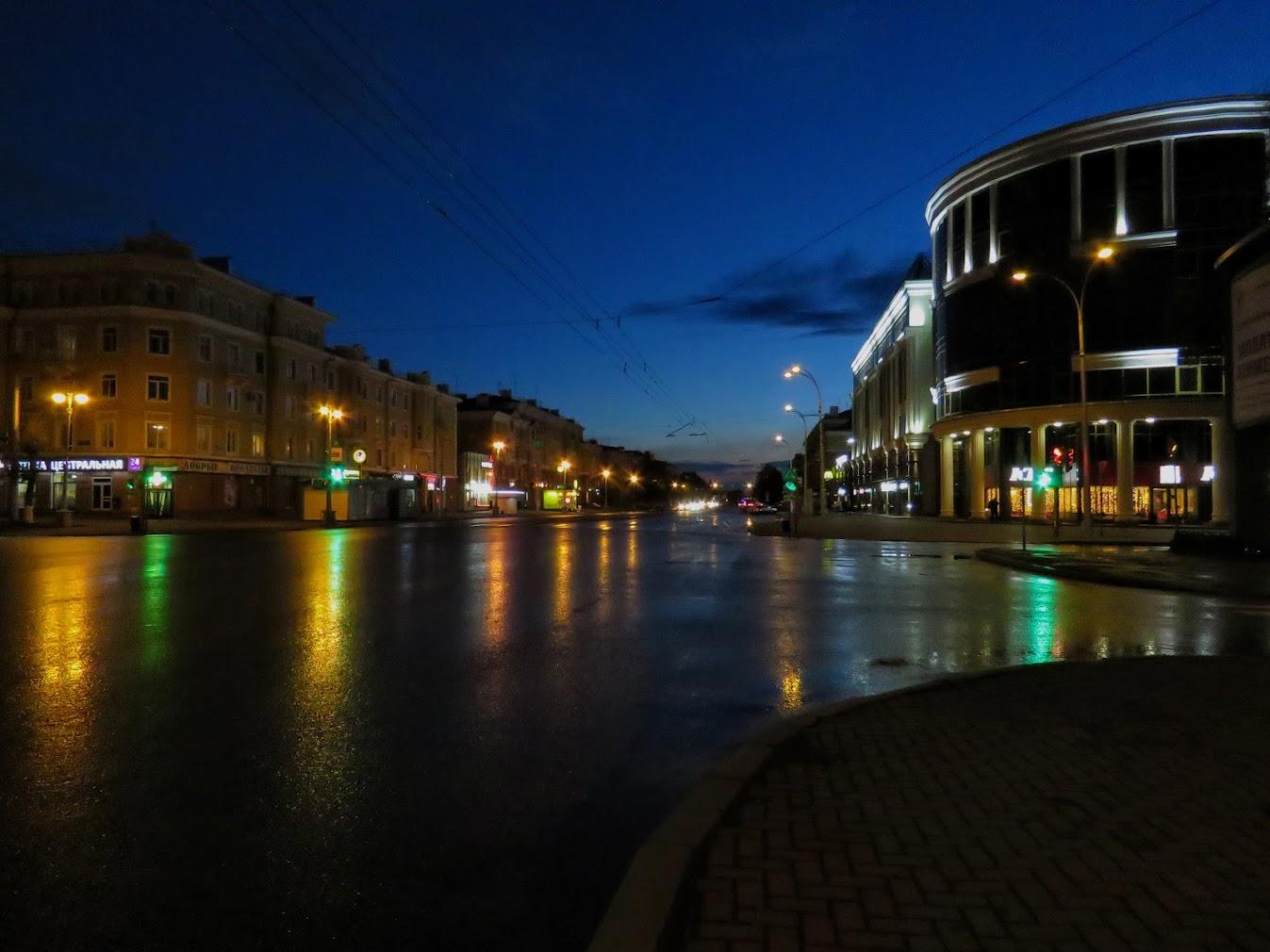 фото ночного кемерово есенине очень