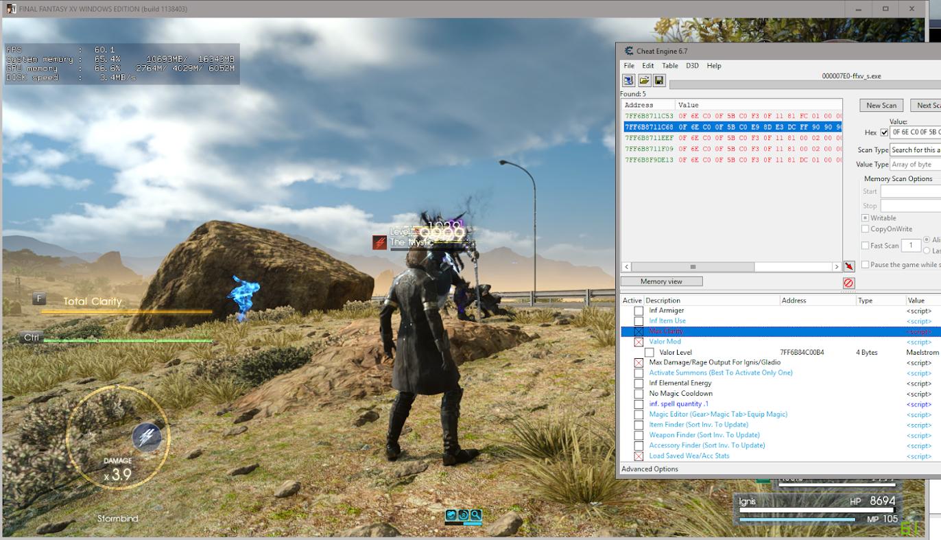 Final fantasy x cheat engine | FINAL FANTASY X HD Remaster: Trainer