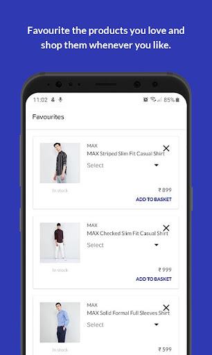 Max Fashion India 6.27 screenshots 5