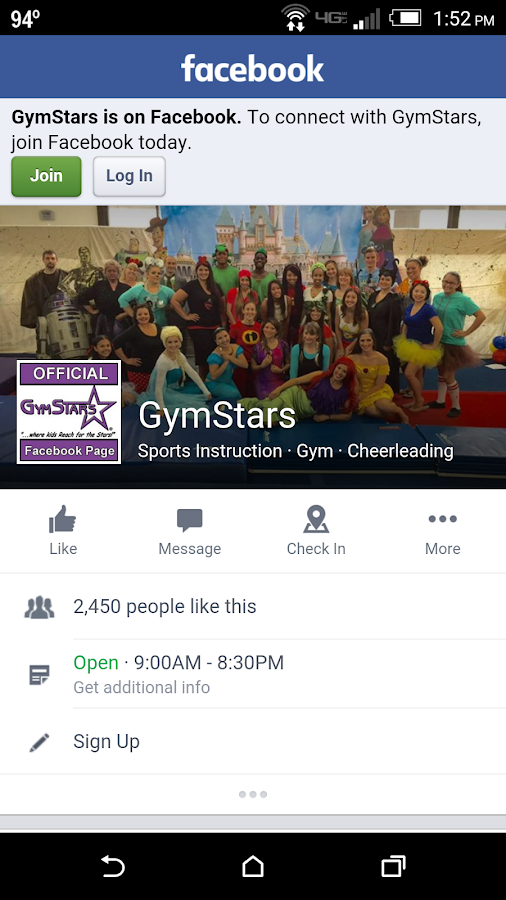 GymStars- screenshot