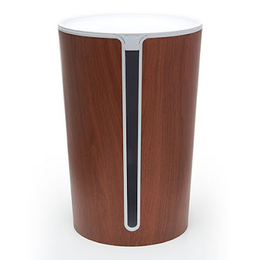 BlueLounge 電線收納桶 - 深木紋色