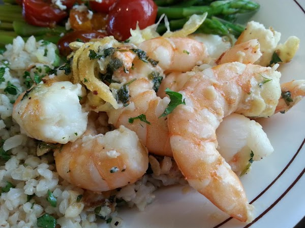 Gambas Al Ajillo (shrimp Scampi) Recipe