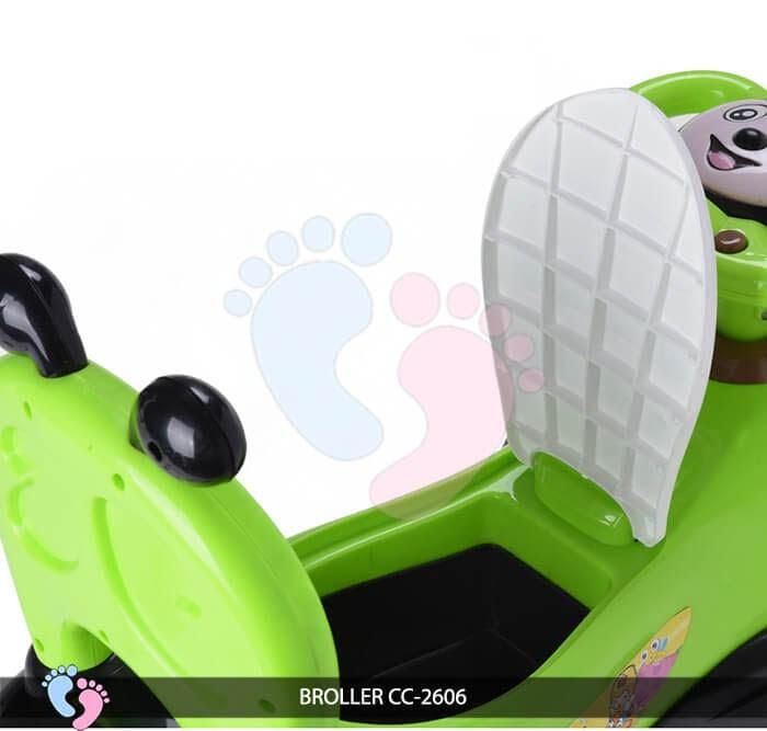 Xe chòi chân trẻ em Broller CC-2606 11