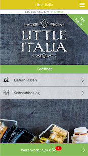 Little Italia - náhled