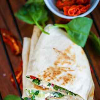 Healthy Greek Quesadilla Recipes