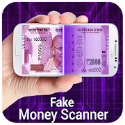 Fake Money Scanner App