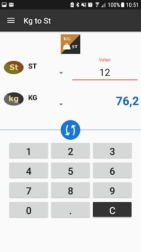 Convert 16 kilos a libras