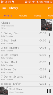 GoneMAD Music Player (Trial) App Download For Android 4
