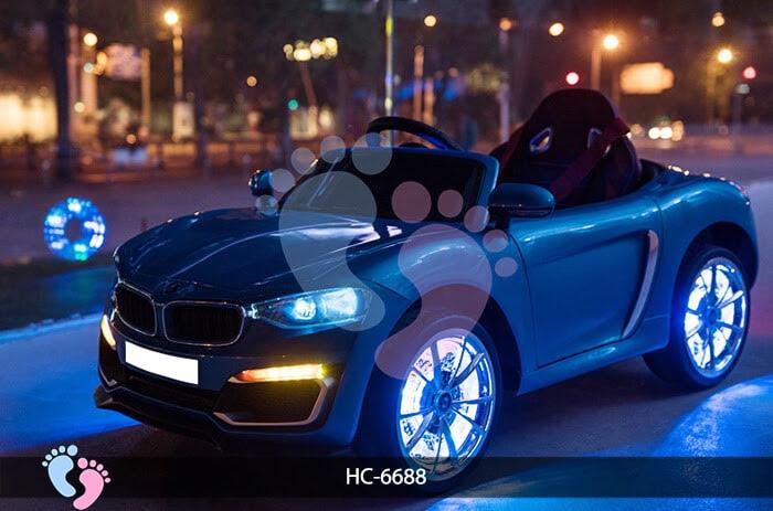 Ô tô điện thể thao cho bé HC-6688 7