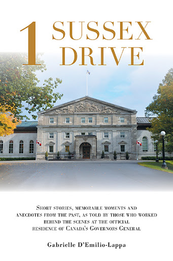 1 Sussex Drive cover