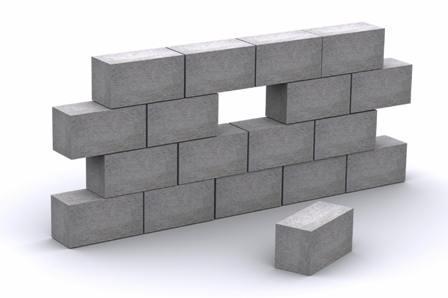 Gạch bê tông siêu nhẹ an toàn thân thiện với môi trường