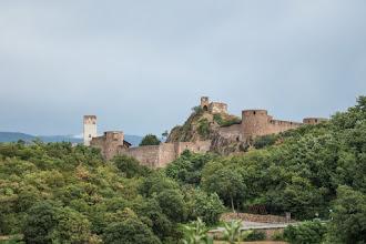 Photo: Haselburg (Castel Flavon) Wybudowany w pierwszej dekadzie XIII w. Zniszczony w 1300 r. Częściowo odbudowany.
