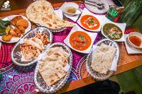 瑪哈印度餐廳中山店