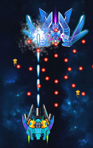 Galaxy Attack screenshot 12