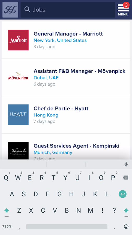 Hospitality Leaders- screenshot