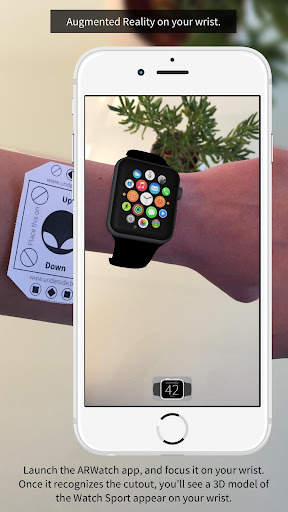 ARWatch - Try the Watch in AR