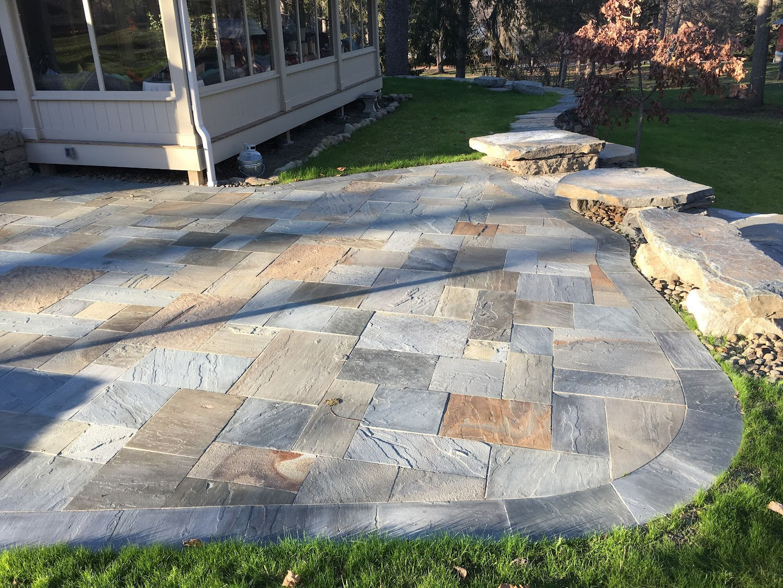 Earth Stone Masonry Bill Davis Stonemason Patios Walkways