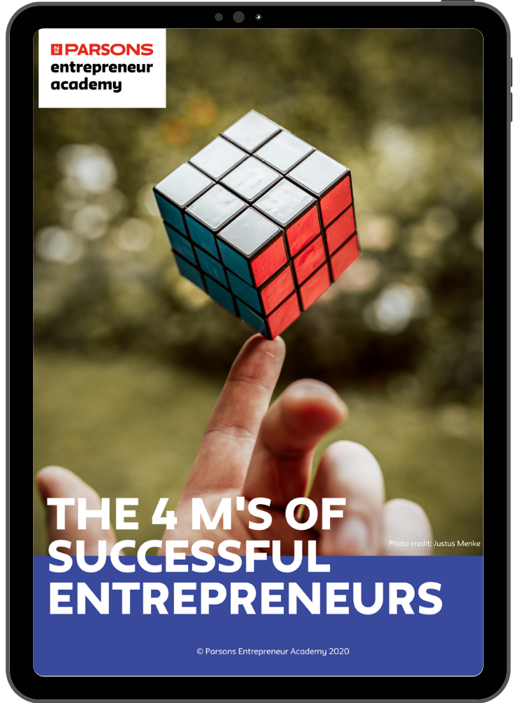 Download your free copy of The 4 M's of Successful Entrepreneurs