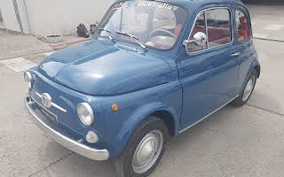 Fiat 500 F Rent Lazio