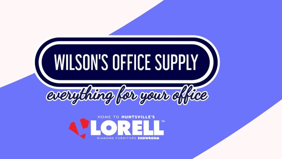 Wilson S Office Supply Huntsville