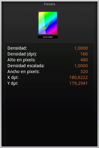 Z DeviceTest screenshot 6