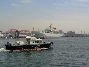 Photo: 神戸~やっぱ港のある町は落ち着く気がします。