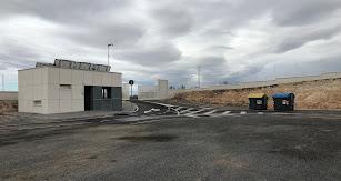Imagen del nuevo punto limpio de residuos en el municipio de Carboneras, que cuenta con más de 4.000 metros cuadrados.