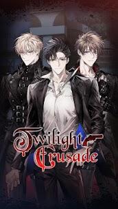 Twilight Crusade : Romance Otome Game MOD (Premium Choices) 5