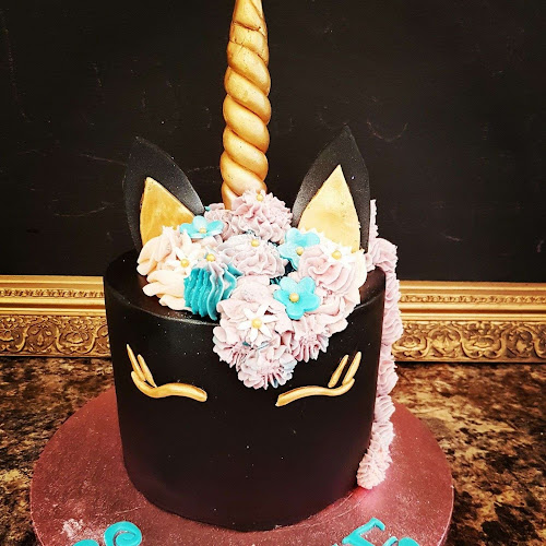Unicorn Cake by Lilli Oliver Cakes Manchester