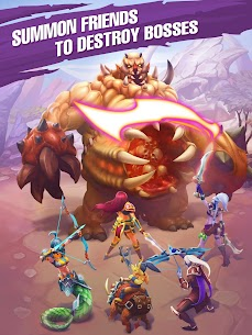 Juggernaut Champions: RPG Clicker Apk Download For Android and Iphone 5