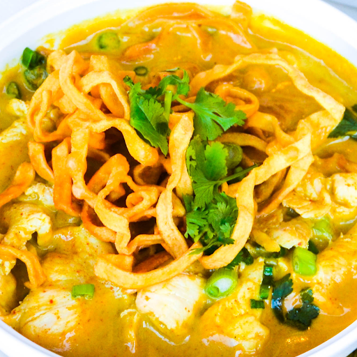Khao Soy (Curry Noodle)