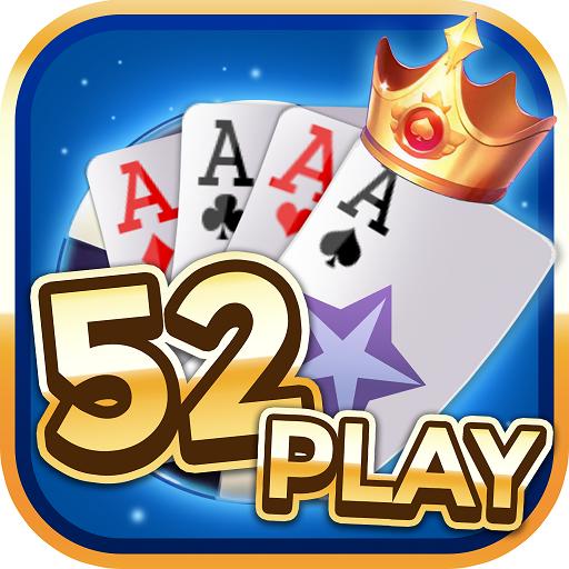 Game Bai - Danh bai doi thuong 52Play