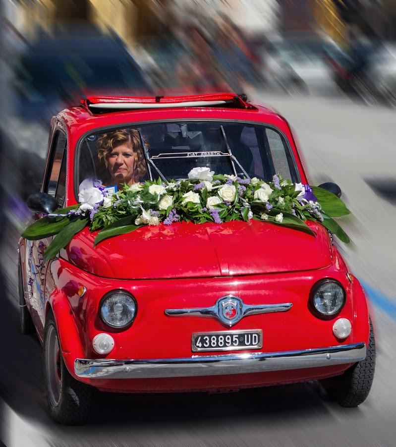 La sposa in rosso di Moreno re