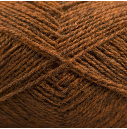 Rauma Finull, 4121 Mörkt orangemelerat