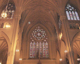 Photo: Inside St. Patrick's Cathedral NYC