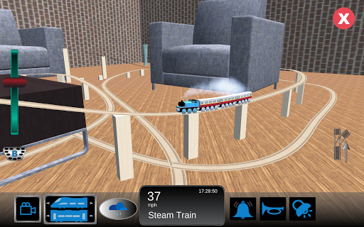 Kids Train Sim - screenshot