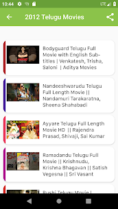 Free Telugu Movies – New Release App Download For Android 4