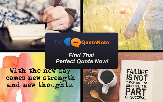 The Quote Note
