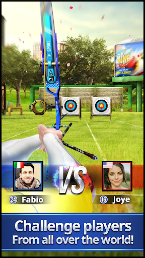 Archery King screenshot 1