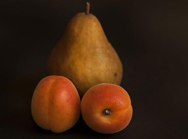 Apricot & Pear Jam ( And Bonus Honey ) Recipe