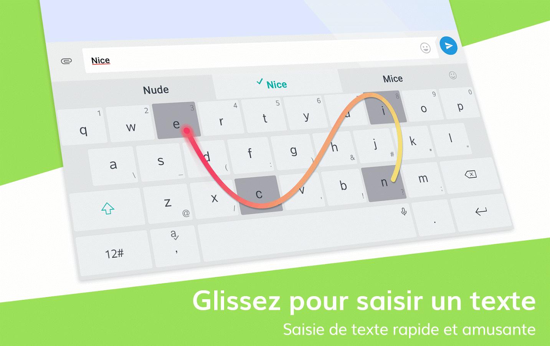 clavier touchpal emoji capture dcran