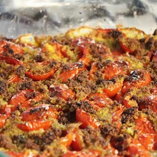 Provencal Cherry Tomato Gratin