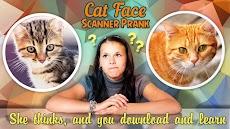 猫の顔かねこお使いいただけます。のおすすめ画像1