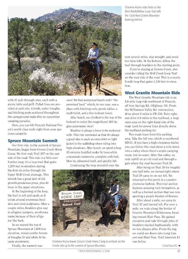 The Trail Rider- screenshot