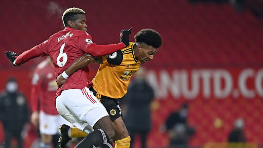 Hasil Pertandingan Manchester United vs Wolves: Skor 1-0