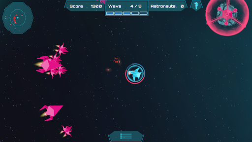 Space Shield Origami Space Defender Apk Download Apkpure