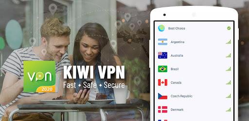 Download Kiwi VPN: Connection For IP Changer, Unblock Sites APK + ...